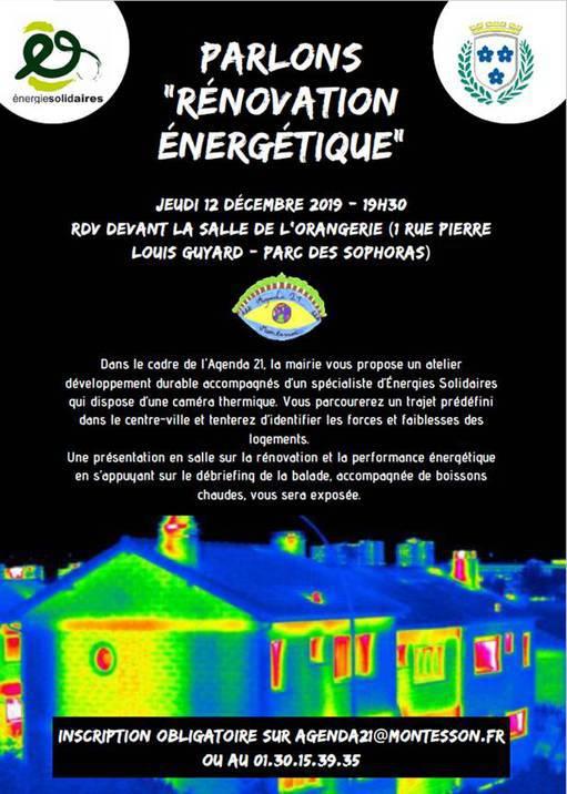 Parlons Rénovation Energétique